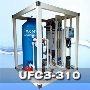 Purificadores de agua MFC3-33