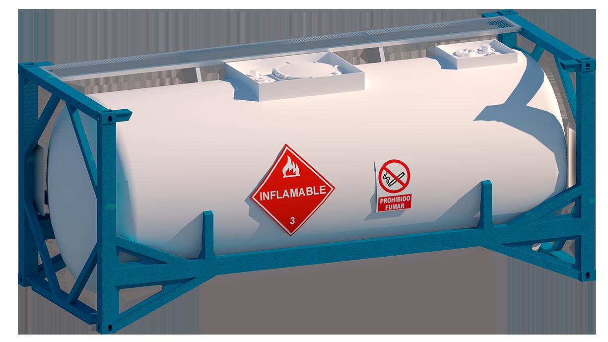 Tanques de almacenamiento horizontales para combustibles